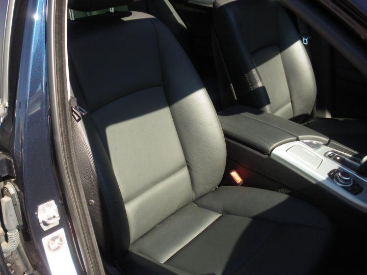 BMW Série 5 Touring 520 D 190 CV Bleu - 7