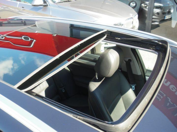 BMW Série 5 Touring 520 D 190 CV Bleu - 8