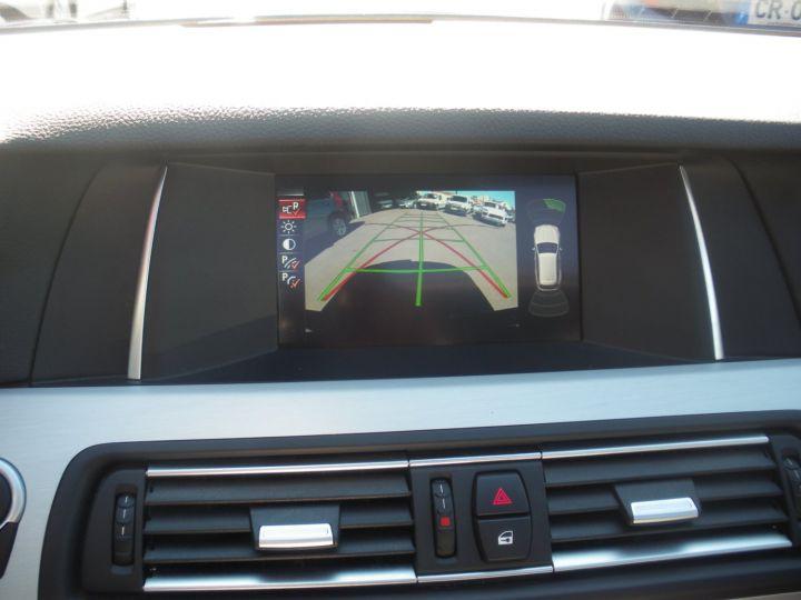 BMW Série 5 Touring 520 D 190 CV Bleu - 13