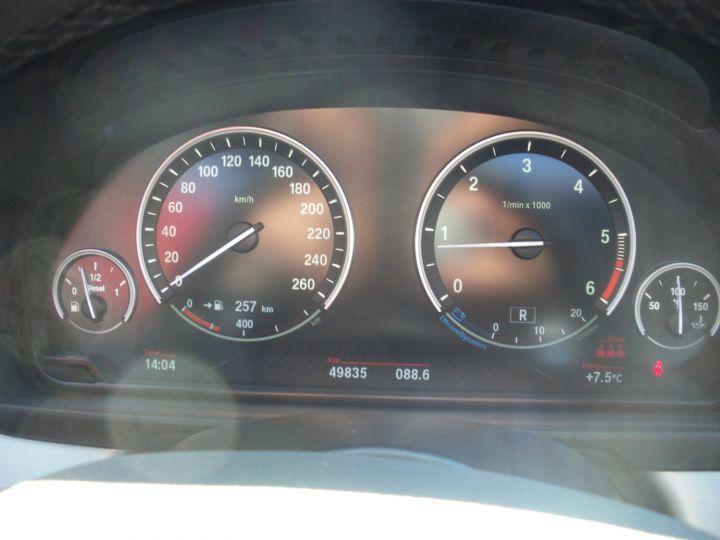 BMW Série 5 Touring 520 D 190 CV Bleu - 15