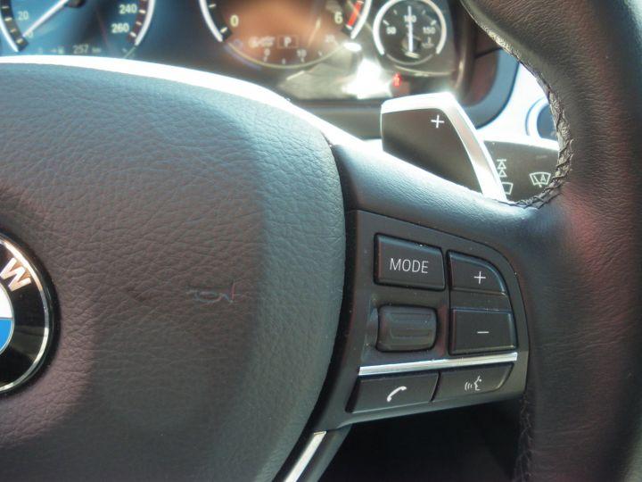 BMW Série 5 Touring 520 D 190 CV Bleu - 16