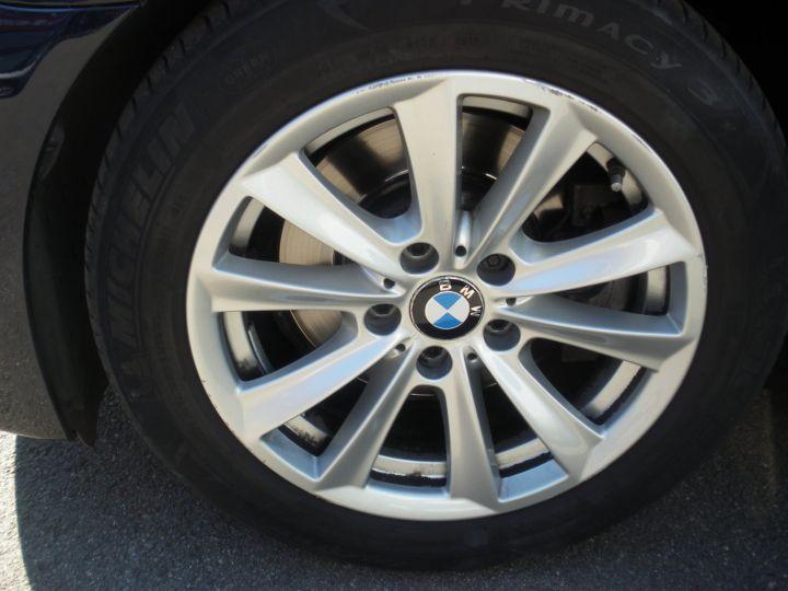 BMW Série 5 Touring 520 D 190 CV Bleu - 17