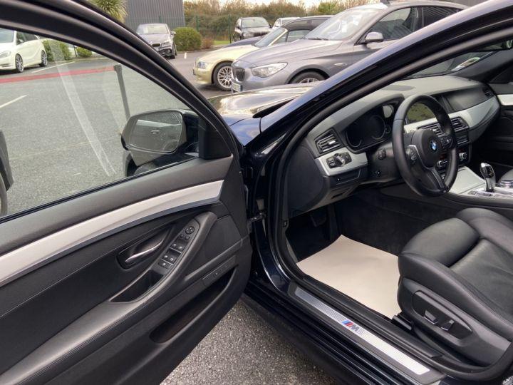 BMW Série 5 Touring 520 D TOURING XDRIVE M-SPORT 190ch (F11) BVA8 BLEU FONCE - 8