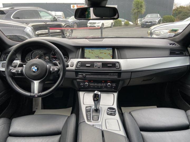 BMW Série 5 Touring 520 D TOURING XDRIVE M-SPORT 190ch (F11) BVA8 BLEU FONCE - 10