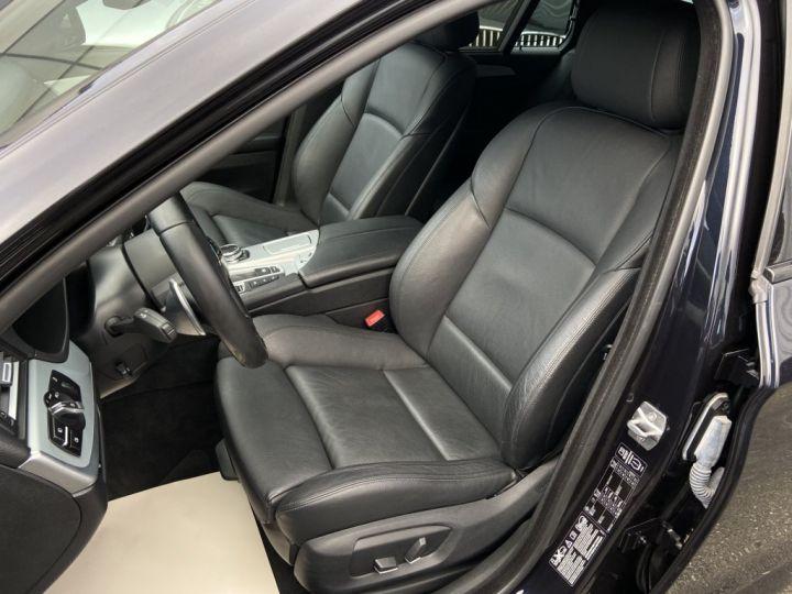 BMW Série 5 Touring 520 D TOURING XDRIVE M-SPORT 190ch (F11) BVA8 BLEU FONCE - 13