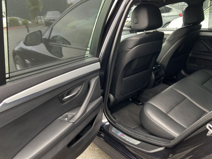 BMW Série 5 Touring 520 D TOURING XDRIVE M-SPORT 190ch (F11) BVA8 BLEU FONCE - 15