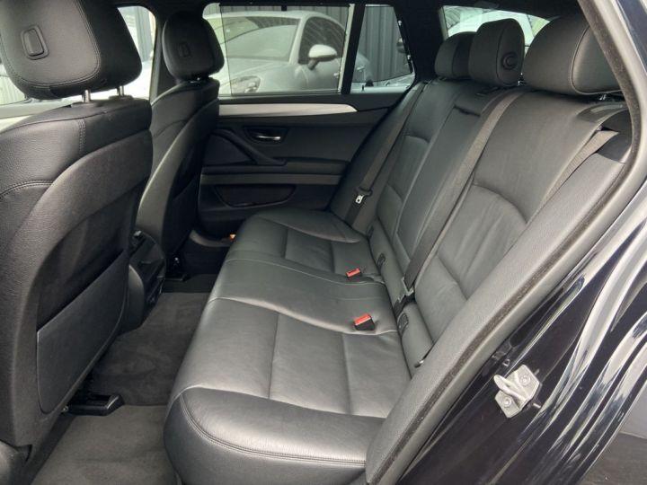 BMW Série 5 Touring 520 D TOURING XDRIVE M-SPORT 190ch (F11) BVA8 BLEU FONCE - 16