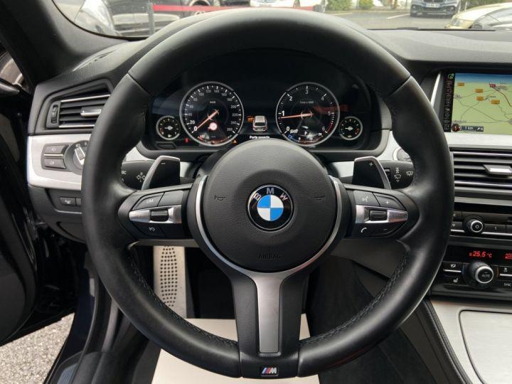 BMW Série 5 Touring 520 D TOURING XDRIVE M-SPORT 190ch (F11) BVA8 BLEU FONCE - 20