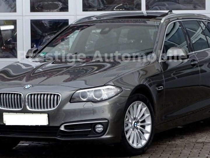 BMW Série 5 Touring 530 XDRIVE 258 LUXURY  gris daytona métal - 1