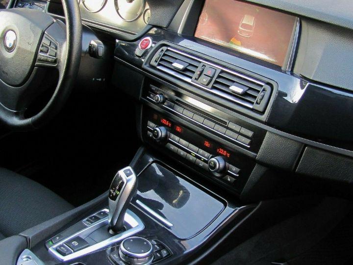 BMW Série 5 Touring 530D 258 LOUNGE BVA8 03/2015 Blanc métal  - 6