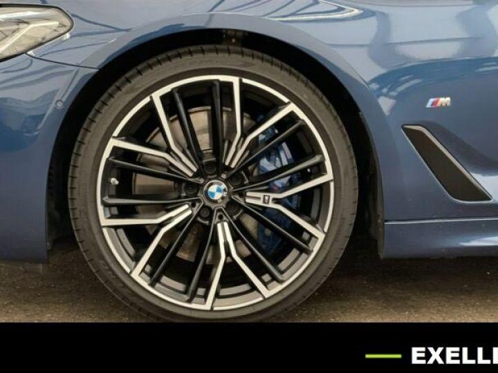 BMW Série 5 Touring 530D XDRIVE EDITION AERO M BVA 286cv BLEU PHYTON  Occasion - 1