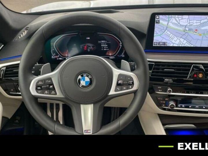 BMW Série 5 Touring 530D XDRIVE EDITION AERO M BVA 286cv BLEU PHYTON  Occasion - 3