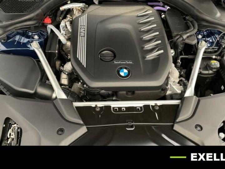 BMW Série 5 Touring 530D XDRIVE EDITION AERO M BVA 286cv BLEU PHYTON  Occasion - 5