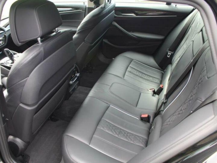 BMW Série 5 Touring 530D XDRIVE LUXURY BVA 286 cv NOIR Occasion - 13
