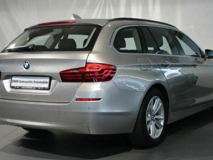 BMW Série 5 Touring 530dA xDrive 258 Touring (01/2017) Gris métal cachemire - 2