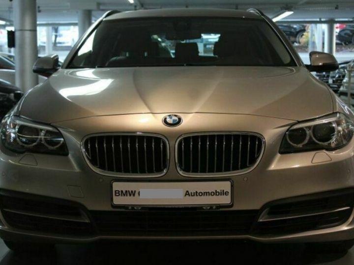 BMW Série 5 Touring 530dA xDrive 258 Touring (01/2017) Gris métal cachemire - 3