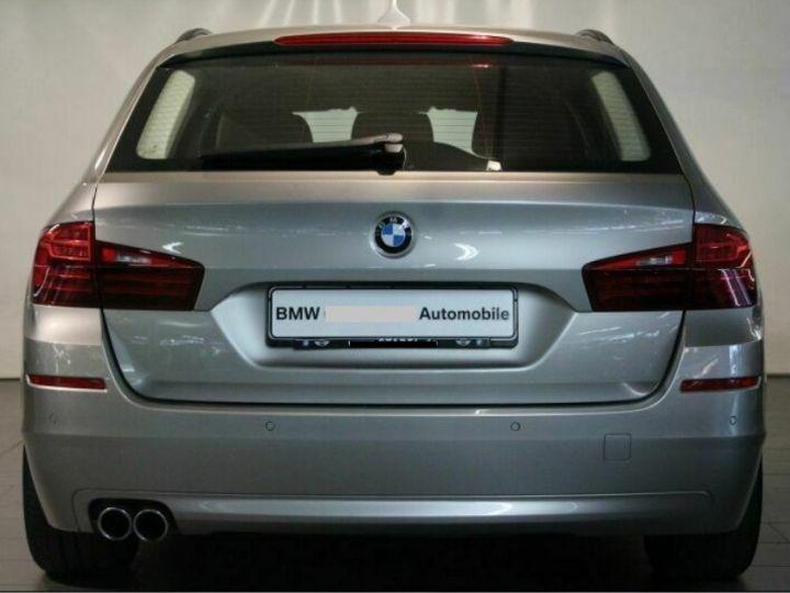 BMW Série 5 Touring 530dA xDrive 258 Touring (01/2017) Gris métal cachemire - 4