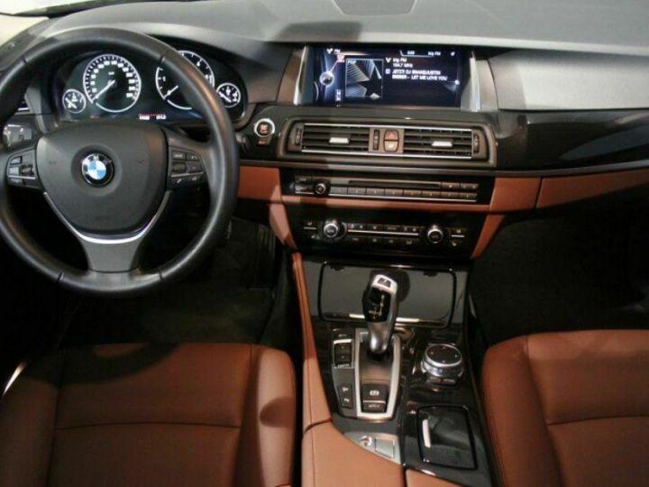 BMW Série 5 Touring 530dA xDrive 258 Touring (01/2017) Gris métal cachemire - 5