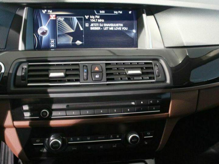 BMW Série 5 Touring 530dA xDrive 258 Touring (01/2017) Gris métal cachemire - 7