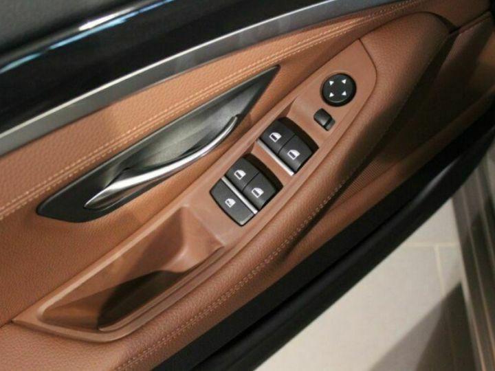 BMW Série 5 Touring 530dA xDrive 258 Touring (01/2017) Gris métal cachemire - 9
