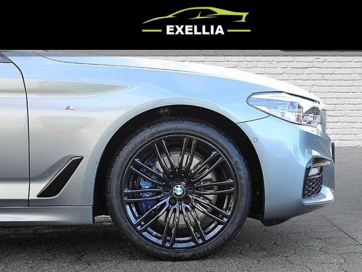 BMW Série 5 Touring 540 DA 320 XDRIVE SPORTACKET  GRIS  Occasion - 1