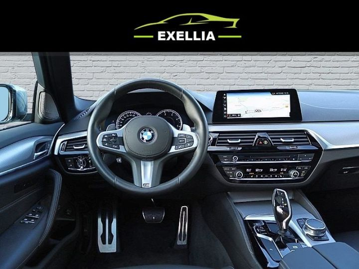 BMW Série 5 Touring 540 DA 320 XDRIVE SPORTACKET  GRIS  Occasion - 2