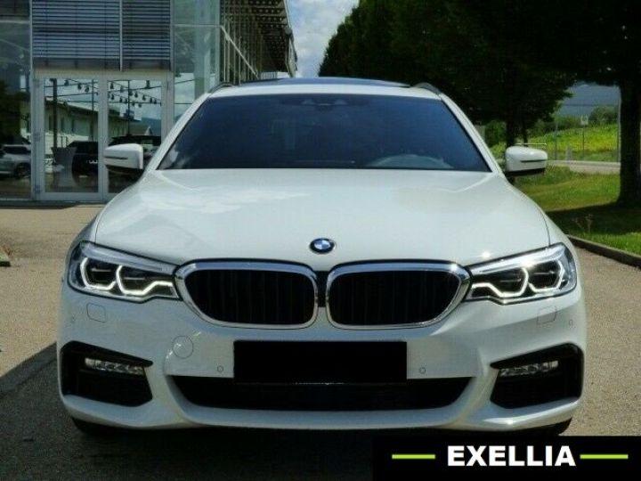 BMW Série 5 Touring 540 DA XDRIVE TOURING PACK M BLANC Occasion - 1