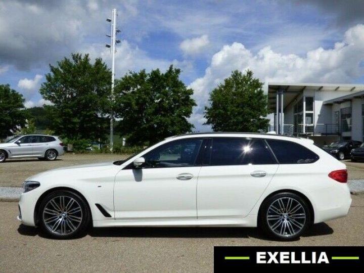 BMW Série 5 Touring 540 DA XDRIVE TOURING PACK M BLANC Occasion - 2