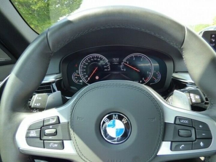BMW Série 5 Touring 540 DA XDRIVE TOURING PACK M BLANC Occasion - 3