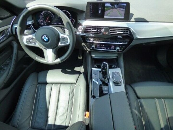 BMW Série 5 Touring 540 DA XDRIVE TOURING PACK M BLANC Occasion - 12