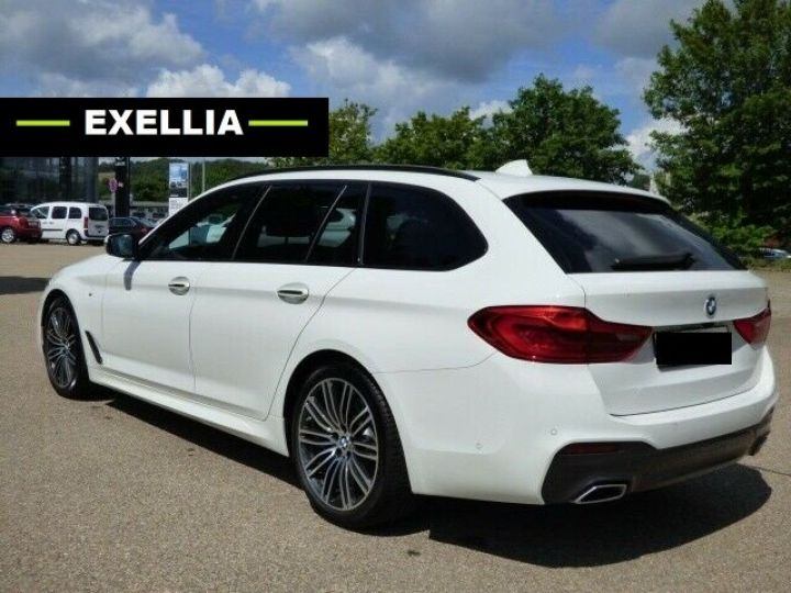 BMW Série 5 Touring 540 DA XDRIVE TOURING PACK M BLANC Occasion - 14