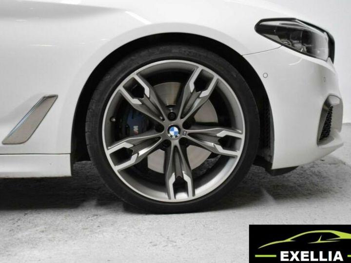 BMW Série 5 Touring 550 D X DRIVE  BLANC  Occasion - 1