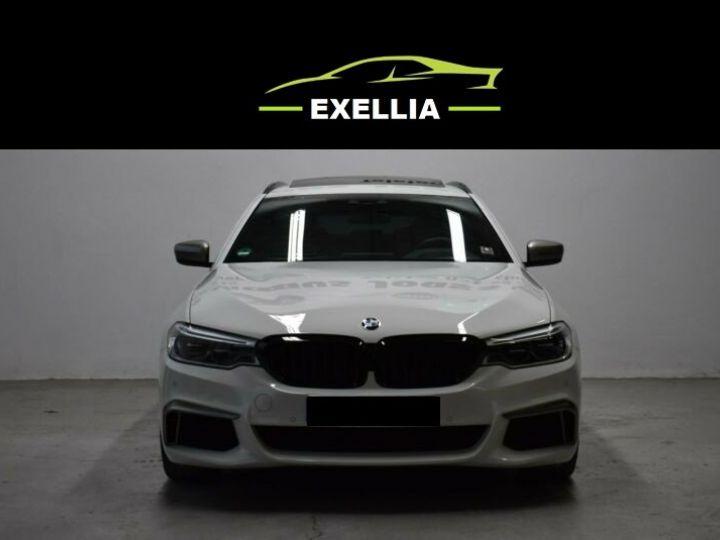 BMW Série 5 Touring 550 D X DRIVE  BLANC  Occasion - 3