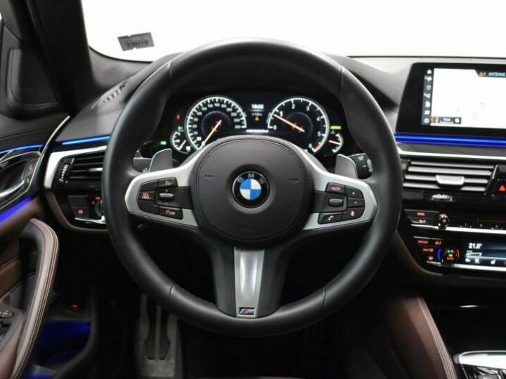 BMW Série 5 Touring 550 D X DRIVE  BLANC  Occasion - 6