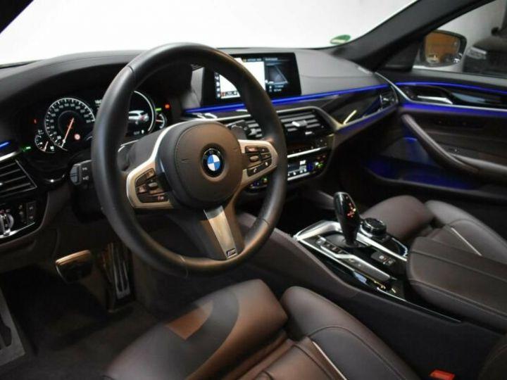 BMW Série 5 Touring 550 D X DRIVE  BLANC  Occasion - 7