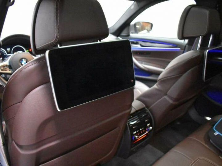 BMW Série 5 Touring 550 D X DRIVE  BLANC  Occasion - 11