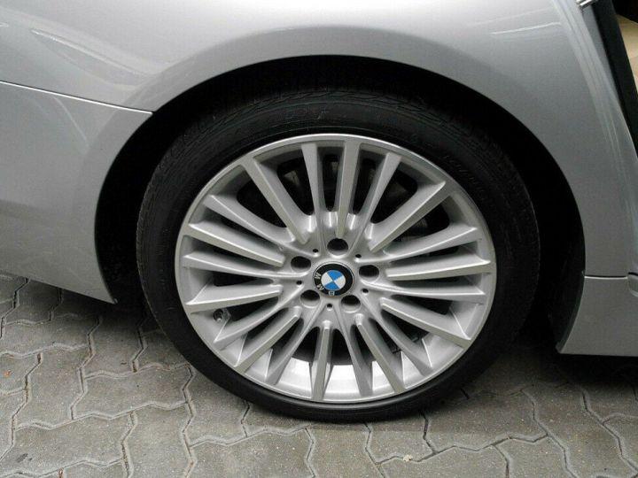 BMW Série 5 Touring BMW 530dA 258 LUXE (TOIT PANORAMIQUE) 01/2017 Gris métal - 3