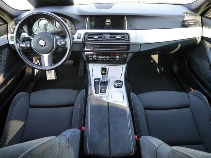 BMW Série 5 Touring F11 530DA 258CH M SPORT BLANC Occasion - 7