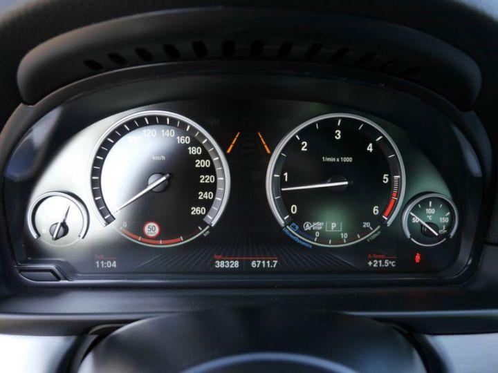 BMW Série 5 Touring F11 530DA 258CH M SPORT BLANC Occasion - 8