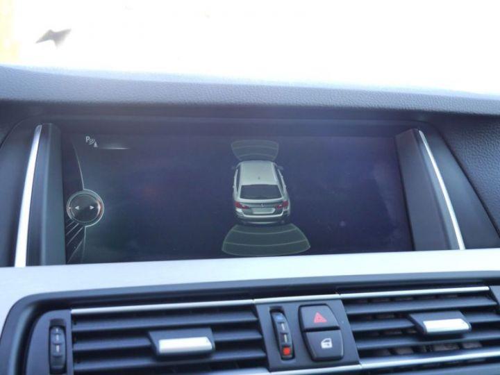 BMW Série 5 Touring F11 530DA 258CH M SPORT BLANC Occasion - 11