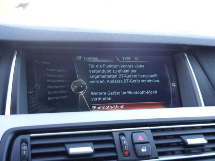 BMW Série 5 Touring F11 530DA 258CH M SPORT BLANC Occasion - 13