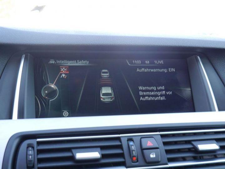 BMW Série 5 Touring F11 530DA 258CH M SPORT BLANC Occasion - 14