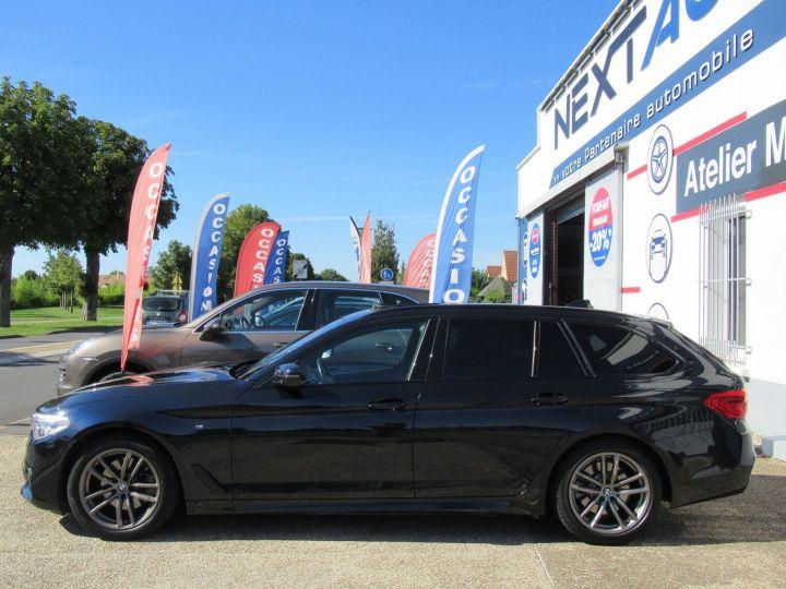 BMW Série 5 Touring (G31) 520DA XDRIVE 190CH M SPORT STEPTRONIC Noire - 5