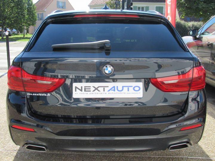 BMW Série 5 Touring (G31) 520DA XDRIVE 190CH M SPORT STEPTRONIC Noire - 7