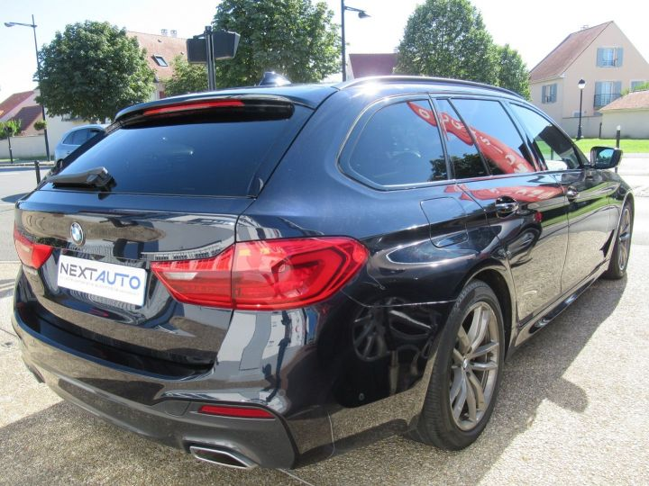 BMW Série 5 Touring (G31) 520DA XDRIVE 190CH M SPORT STEPTRONIC Noire - 9