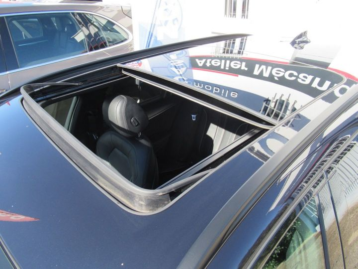 BMW Série 5 Touring (G31) 520DA XDRIVE 190CH M SPORT STEPTRONIC Noire - 10