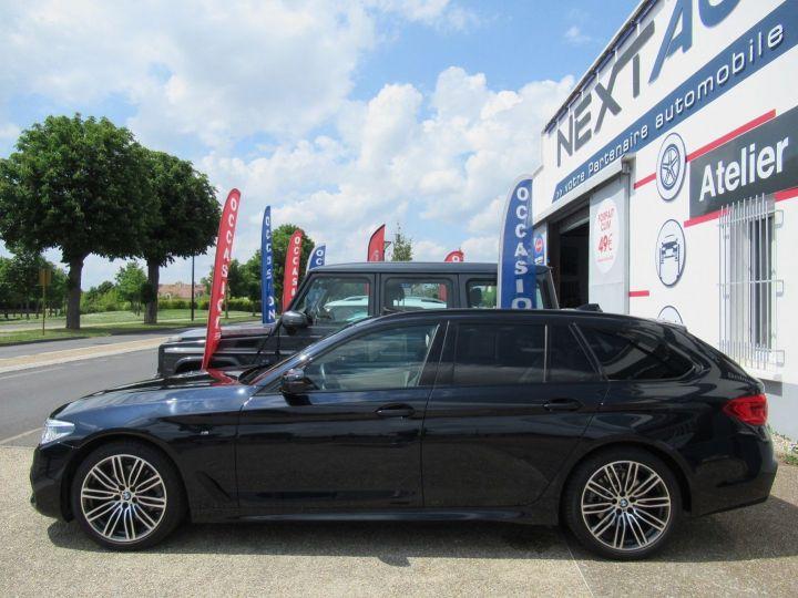 BMW Série 5 Touring (G31) 520IA 184CH M SPORT STEPTRONIC EURO6D-T Noir - 5