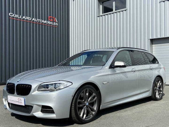BMW Série 5 Touring M550d TOURING 381ch (F11) BVA8 GRIS CLAIR - 1