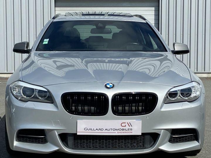 BMW Série 5 Touring M550d TOURING 381ch (F11) BVA8 GRIS CLAIR - 2