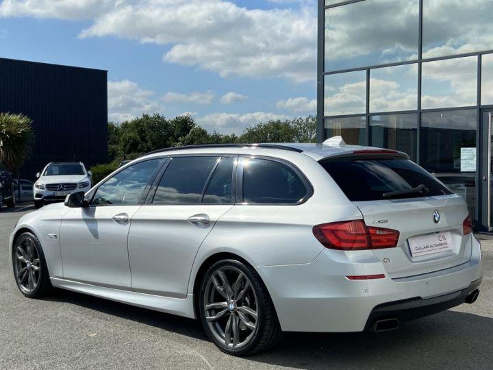 BMW Série 5 Touring M550d TOURING 381ch (F11) BVA8 GRIS CLAIR - 5